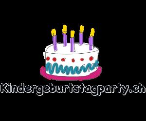 Kindergeburtstagparty.ch Logo